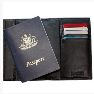 Samsonite RFID Protection Passport Cover/Wallet