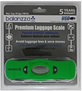 Balanzza Digital Scales
